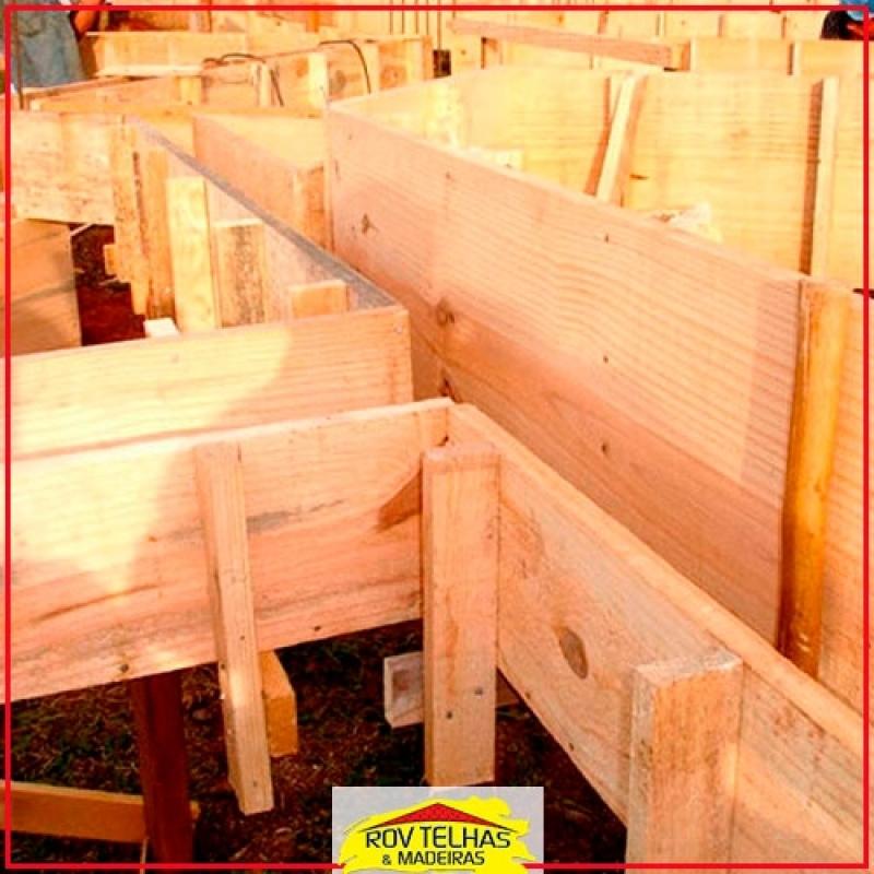 Madeiras de Construção Usada Jundiaí - Madeira Certificada para Construção Civil
