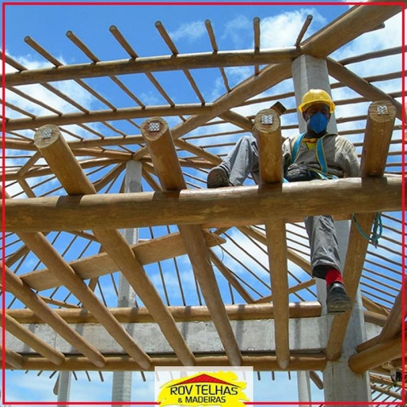 Orçamento de Madeira Rústica para Construção Campinas - Madeira Certificada para Construção Civil