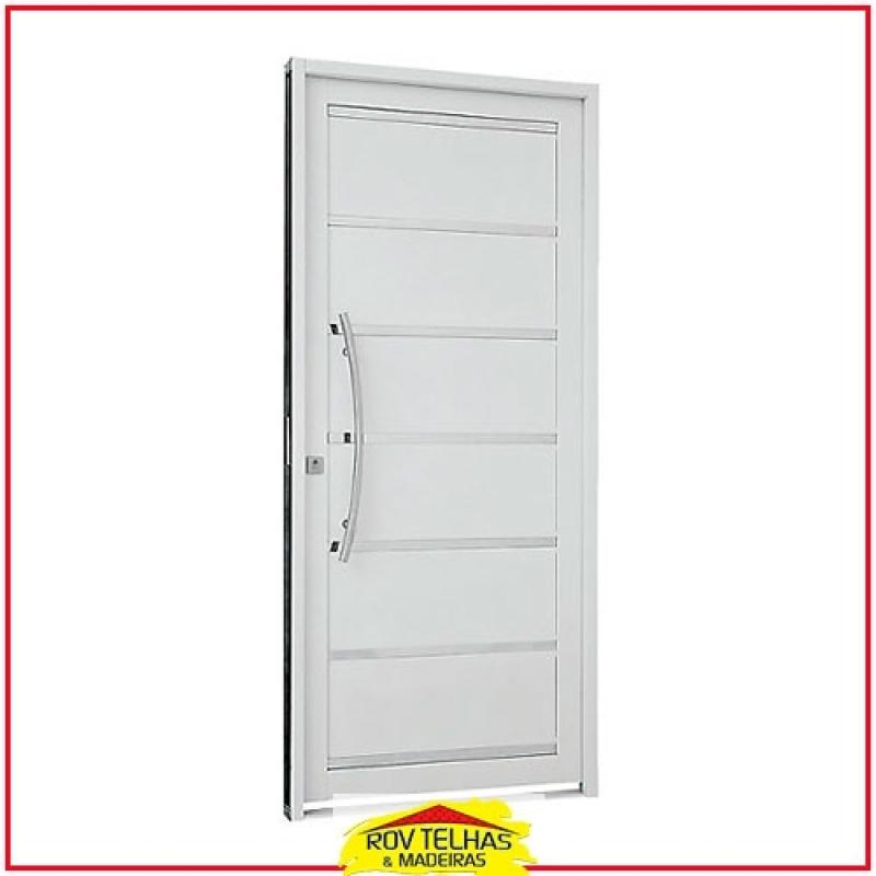 Orçar Porta de Alumínio para Banheiro Jundiaí - Porta de Alumínio para Banheiro