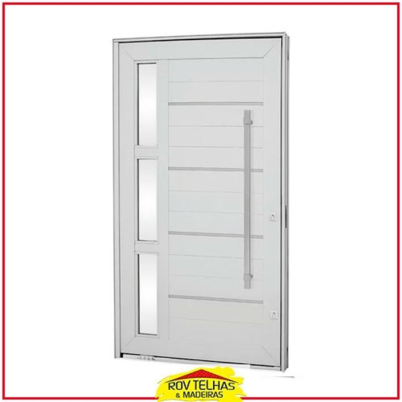 Portas de Alumínio para Banheiro Atibaia - Porta de Alumínio para Banheiro