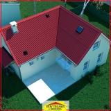 comprar telha ecológica para residência Atibaia