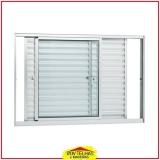 janelas de alumínio para cozinha Suzano