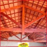 madeira para telhado aparente Itaquaquecetuba