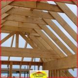 madeira para telhado colonial orçar Santa Isabel