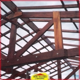 madeira para telhado de fibrocimento Mairiporã