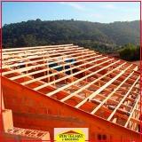 madeira para telhado romano orçar Campinas