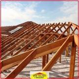 madeira para telhado simples orçar Campinas