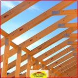 madeira de construção usada