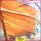 madeira para construção naval