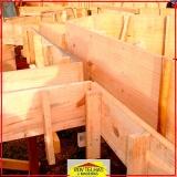 madeira para construção usada