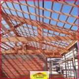 madeira para telhado de pvc