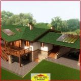 onde vende telha ecológica para residência São José dos Campos