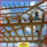 orçamento de madeira rústica para construção Mairiporã