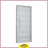 porta de alumínio para banheiro Campinas