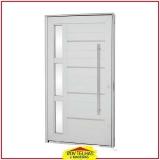 portas de alumínio branco Jundiaí