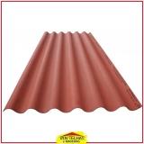 preço de telha ondulada Guararema