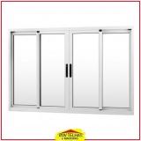 quanto custa janela de alumínio branco Bragança Paulista