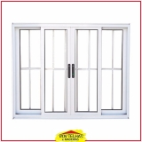 quanto custa janela de alumínio com grade Jundiaí