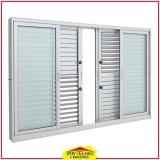 quanto custa janela de alumínio para cozinha São José dos Campos