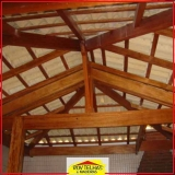 quanto custa madeira para telhado simples Itaquaquecetuba