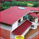 telha ecológica para residência Campinas