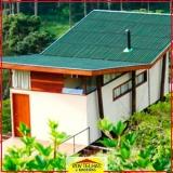 telhas ecológicas para residência Guararema