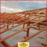 valor de madeira para telhado de fibrocimento Itaquaquecetuba